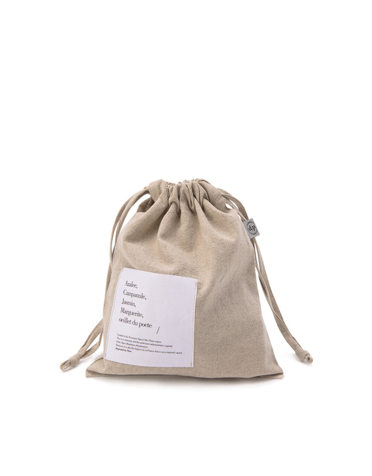 [homepage exclusive]single pouch (beige)